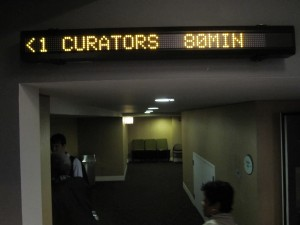 The Curators of Dixon School was sold out at the Black Harvest Film Festival on August 16, 2012